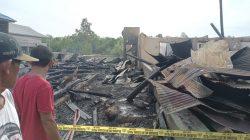 Daftar Korban Kebakaran di Lamurukung Bone, Ini Nama-namanya
