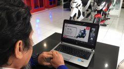 Asmo Sulsel Gandeng Mitra Grab, Resolusi Tahun Baru Tetap #Cari_Aman