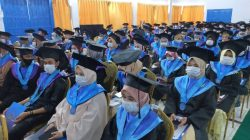 Unim Bone 'Telurkan' 273 Lulusan, Ini Tugas Khusus dari Rektor