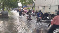 Lamong Meluap, Sembilan Desa di Gresik Terendam Banjir, Ini Daftarnya