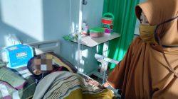 Sepekan di RS Tanpa Kepastian, Bocah Penderita Tumor Mata Ratapi Nasib Bareng Ibu