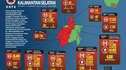 Tanggap Darurat di Kalimantan Selatan, 15 Warga Meninggal Dunia