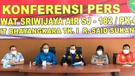 Dukcapil Digital, Akta Kematian Korban Pesawat Sriwijaya Air SJ-182 Dicetak Jarak Jauh