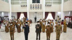 Lantik 19 Pejabat Bagian ULP, Ini Atensi Pj Wali Kota Makassar