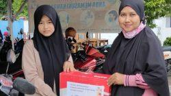 PMR SMP 1 Kajuara Galang Donasi Kemanusiaan untuk Sulbar
