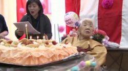 Wanita Tertua di Dunia Rayakan Ultah Ke-118