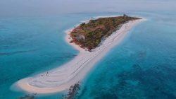 Pulau Indah di Sulawesi Dijual Ratusan Juta Rupiah