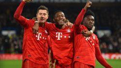Bayern Munich Menang Telak !