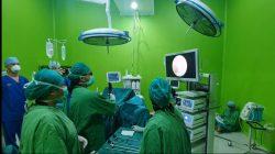 Keren, Operasi Saluran Kemih Tanpa Luka di RSUD Parepare