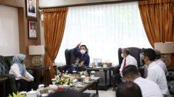 Dana Hibah Belum Cair, Rudy Djamaluddin Ajak PHRI Sulsel ke Jakarta