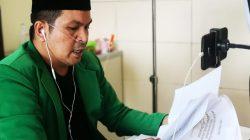 Terpapar Covid-19, Dokter di Makassar Berjuang Raih Magister Kesehatan