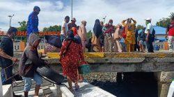 Polisi Sinjai Kawal Ketat Aktivitas di Pelabuhan