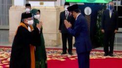 Sah, Presiden Jokowi Lantik Putra Wajo Jadi Wakil Ketua MA