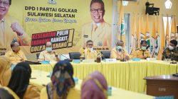 Warna-warni Musda Golkar Makassar, Ini Kriteria ala Taufan Pawe