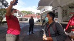 Pewarta Foto Dilarang Liput Gladi Pelantikan di Rumdis Gubernur, PFI Makassar Berang