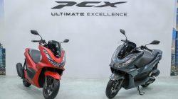Lebih Berkelas, Yuk Intip Penampakan All New Honda PCX