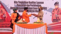 Milad Basarnas, Danny Blak-blakan Program Makassar Recover