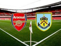 Babak I : Arsenal Vs Burnley Skor Imbang