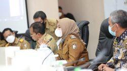 Perdana Berkantor di Balaikota, Wawali Fatma: Kami Tidak Dendam, Tapi Mengevaluasi