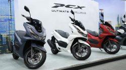 All New Honda PCX Diluncurkan, Ini Rincian Keunggulannya