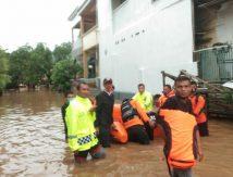 Jeneponto Diterjang Banjir, Dua Kelurahan Korban