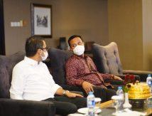 Plt Gubernur Garansi Proyek Strategis di Toraja Aman