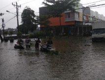 Gowa Diterjang Banjir, Ratusan Rumah Terendam