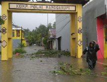 Miris Kondisi BTN Polri di Gowa, Warga: Selama Satu Tahun Empat Kali Banjir
