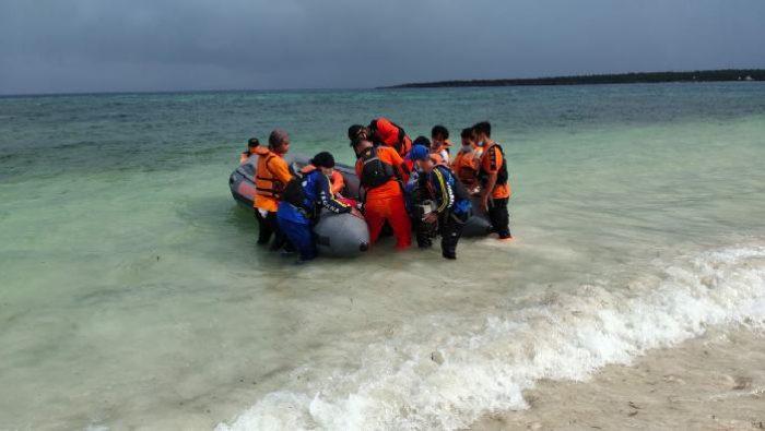Nelayan di Selayar Terjatuh, Tim SAR Gabungan Sudah Dua Hari Pencarian