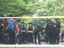 Olah TKP Lokasi Bom Bunuh diri di Depan Gereja Katedral Makassar, Polisi Amankan Barang Ini