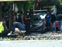 [Update] Insiden Bom Bunuh Diri di Gereja Makassar; 14 Orang Luka, 1 Tewas