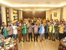 Teriakkan Bersatu Lawan Teroris dari Makassar, Wali Kota Danny Pomanto Gandeng Pemuda