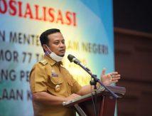 Soal Refocusing Anggaran, Begini Atensi Plt Gubernur Sulsel