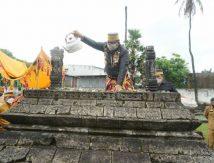 Potret Bupati Fahsar Cs Ziarah Makam Raja Bone di Bulukumba dan Bantaeng
