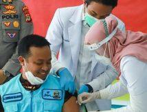 Wejangan Plt Gubernur Sulsel Soal Vaksin Covid-19, Yuk Disimak!