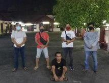 Gelapkan Uang Jutaan Rupiah, Buruh Bangunan Diringkus Polisi