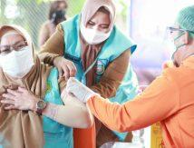 Vaksinasi Tahap II di Parepare Bergulir, Ini Target Sasarannya