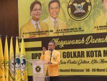 """Tidak Mudah Jadi Ketua Golkar, Ini """"Mimpi"""" TP di Makassar"""