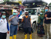 Cara Intervensi Plt Gubernur Sulsel untuk Korban Banjir di Makassar