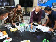 Kabar Gembira, Begini Solusi Danny Tangani Lokasi Banjir di Makassar