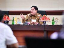 """Agenda Presiden Jokowi di Sulsel, Sekda Hayat Sudah Bikin Garansi """"Aman"""""""