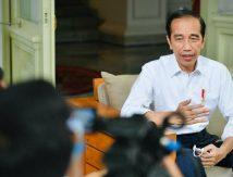 Presiden Jokowi Jawab Tudingan Isu Tiga Periode, Ini Penegasannya