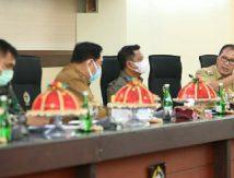 Danny Garansi Tanpa Kerumunan Kedatangan Presiden Jokowi di Makassar