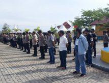 Amankan Kunker Jokowi ke Gowa, Segini Amunisi Dikerahkan