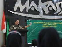 Titipan Khusus Danny untuk IPMIL Raya periode 2021-2022