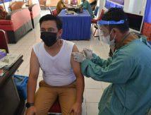 Curhatan Pejabat Pemkab Sinjai Usai Pemberian Vaksinasi Covid-19