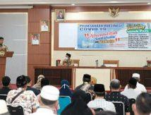 Jelang Ramadan, Imam Masjid dan Marbot di Gowa Divaksin
