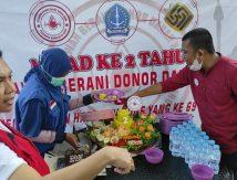 Milad Ke-2 Relawan BDDB, Dibanjiri Ucapan dan Pesan Pejabat