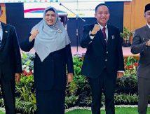 Empat Pejabat Pemkab Bone Jalani PKN Tingkat II, Ini Sasarannya