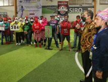 Nuansa Cinta di Turnamen Futsal SMEPLIM Cup Bareng Danny Pomanto